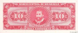 10 Cordobas NICARAGUA  1968 P.117 NEUF