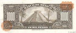 1000 Pesos MEXIQUE  1971 P.052o pr.SPL