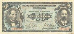 50 Centavos MEXIQUE  1915 PS.1042 SPL