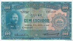 100 Escudos GUINÉE PORTUGAISE  1964 P.041a pr.NEUF
