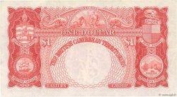 1 Dollar CARAÏBES  1950 P.01 TTB