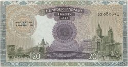20 Gulden PAYS-BAS  1941 P.054 SUP+