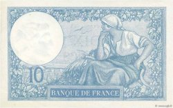 10 Francs MINERVE FRANCE  1928 F.06.13 pr.SPL