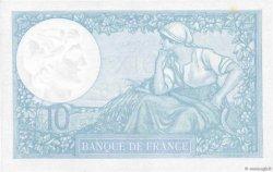 10 Francs MINERVE modifié FRANCE  1941 F.07.28 SPL+