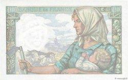 10 Francs MINEUR FRANCE  1941 F.08.02 pr.NEUF