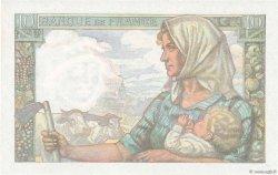 10 Francs MINEUR FRANCE  1946 F.08.15 NEUF