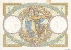 50 Francs LUC OLIVIER MERSON type modifié FRANCE  1931 F.16.02 pr.SUP