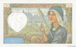 50 Francs JACQUES CŒUR FRANCE  1941 F.19.16 SPL+