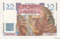 50 Francs LE VERRIER FRANCE  1946 F.20.06 pr.SUP