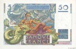 50 Francs LE VERRIER FRANCE  1949 F.20.11 TTB+