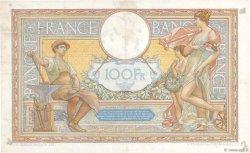 100 Francs LUC OLIVIER MERSON sans LOM FRANCE  1913 F.23.05 pr.TTB
