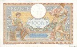 100 Francs LUC OLIVIER MERSON sans LOM FRANCE  1916 F.23.08 TTB