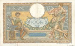 100 Francs LUC OLIVIER MERSON grands cartouches FRANCE  1931 F.24.10 SUP+
