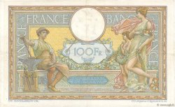 100 Francs LUC OLIVIER MERSON type modifié FRANCE  1939 F.25.43 pr.TTB
