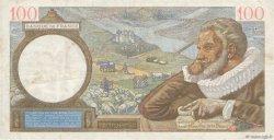 100 Francs SULLY FRANCE  1939 F.26.05 TB
