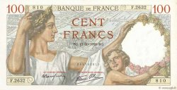 100 Francs SULLY FRANCE  1939 F.26.10 NEUF