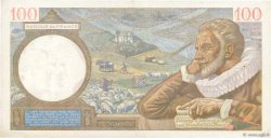 100 Francs SULLY FRANCE  1941 F.26.59 TTB+