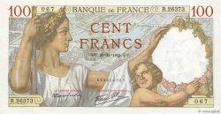 100 Francs SULLY FRANCE  1941 F.26.61 pr.NEUF