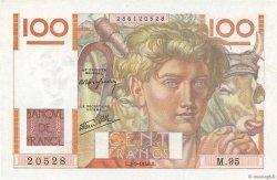 100 Francs JEUNE PAYSAN FRANCE  1946 F.28.08 pr.SPL