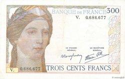 300 Francs FRANCE  1939 F.29.03 pr.TTB