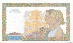500 Francs LA PAIX FRANCE  1942 F.32.31 TTB