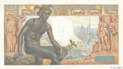 1000 Francs DÉESSE DÉMÉTER FRANCE  1942 F.40.08 SUP