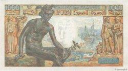 1000 Francs DÉESSE DÉMÉTER FRANCE  1943 F.40.22 pr.SPL