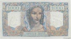 1000 Francs MINERVE ET HERCULE FRANCE  1946 F.41.12 SPL+