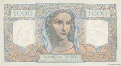 1000 Francs MINERVE ET HERCULE FRANCE  1946 F.41.15 pr.SPL