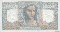 1000 Francs MINERVE ET HERCULE FRANCE  1946 F.41.16 pr.SPL