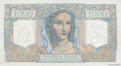 1000 Francs MINERVE ET HERCULE FRANCE  1948 F.41.20 SPL