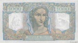 1000 Francs MINERVE ET HERCULE FRANCE  1949 F.41.30 pr.SUP