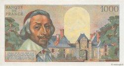 1000 Francs RICHELIEU FRANCE  1956 F.42.19 SPL