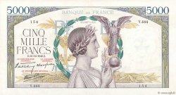 5000 Francs VICTOIRE Impression à plat FRANCE  1940 F.46.16 TTB+