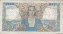 5000 Francs EMPIRE FRANÇAIS FRANCE  1947 F.47.57 pr.TTB