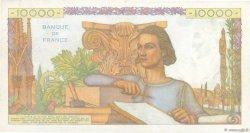 10000 Francs GÉNIE FRANÇAIS FRANCE  1956 F.50.80 pr.SUP