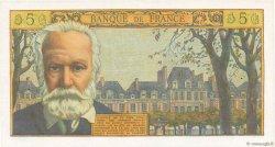 5 Nouveaux Francs VICTOR HUGO FRANCE  1962 F.56.10 pr.SPL