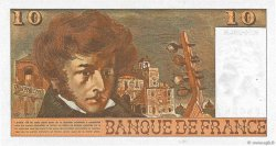 10 Francs BERLIOZ FRANCE  1974 F.63.03 pr.SPL