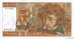 10 Francs BERLIOZ FRANCE  1976 F.63.16 SPL+
