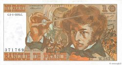 10 Francs BERLIOZ FRANCE  1976 F.63.17 SPL+