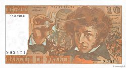 10 Francs BERLIOZ FRANCE  1976 F.63.20 SUP+