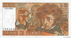 10 Francs BERLIOZ FRANCE  1978 F.63.23 TTB