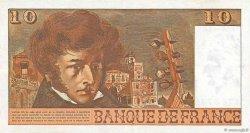 10 Francs BERLIOZ FRANCE  1978 F.63.24a pr.SUP