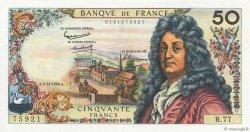50 Francs RACINE FRANCE  1964 F.64.07 SPL
