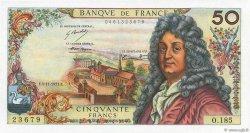 50 Francs RACINE FRANCE  1971 F.64.19 pr.SPL