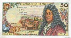 50 Francs RACINE FRANCE  1972 F.64.20 pr.SPL