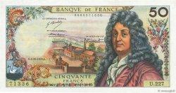 50 Francs RACINE FRANCE  1973 F.64.24 pr.SPL