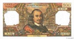 100 Francs CORNEILLE FRANCE  1966 F.65.12 SUP+