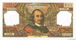 100 Francs CORNEILLE FRANCE  1968 F.65.20 pr.NEUF