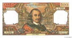 100 Francs CORNEILLE FRANCE  1968 F.65.22 SPL+